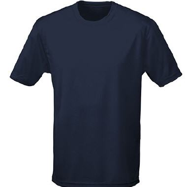 WKC Funktions-T-Shirt navy