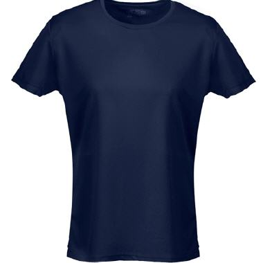 WKC Funktions-Lady-T-Shirt navy